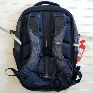 9c90ee540 New The North Face Borealis Navy Pink Backpack Boutique